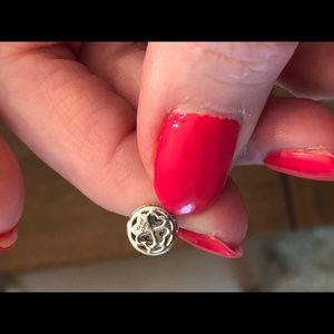 Macy's Jewelry - 🥰😱Diamond cluster halo 14k 1/4 ct necklace